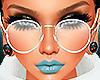 (MD)*F White Glasses*
