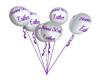 Esther BDay Balloons