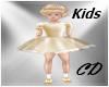 CD Wendding Gold Kids