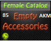 Empty Accessories Female