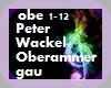 Peter Wackel-Oberammerga