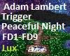 Trigger Peaceful Night