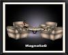 ~MG~ WarmWhite Chairs