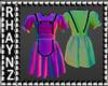 Child Smock/Apron Dress