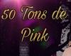 50 Tons de Pink ll