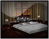 Lux Motel room