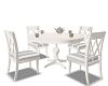 Tea table  white