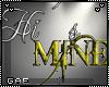 he´s mine