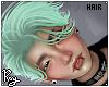 Mint Adrien Hair