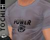 #T Power Jersey #Steel