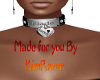 Raven collar 2