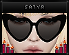 Lolita Sunglasses Black