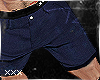 [X] Navy Shorts.