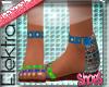 L! PIVA Sandals