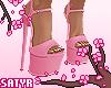 Dancer Heels Pink