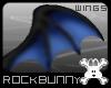 [rb] Mini Demon Wings Bl