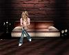 ~MG~ Cafe Small Sofa