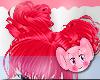 Hair / Pink hair