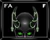 (FA)ChainHornsF Grn2