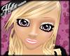 [Hot] Pink Glitter Eyes