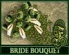 Bride Bouquet Green