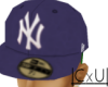 |CxU|NY Fitted [Prple]