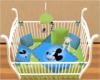 mickey crib