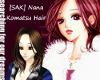 [SAK] Nana Komatsu Hair