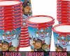 Paw Patrol Cups