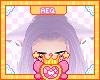 AQ | Lavender Neko