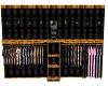 display clothing rack