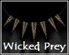 Wicked Prey Necklace