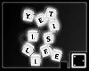 ` Scrabble Lamp v.1