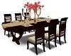 Tan Family Dinner Table