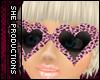 pink leopPrint Shadez