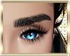 New Black Glitz Eyebrows