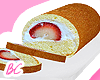 Strawberry Roll [bakery]