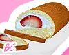 Strawberry Roll [bakery]