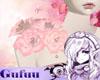 Pink Rose Epaulette