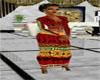 RT African Print Dress