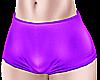 * femboy purple shorts