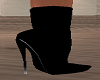 Black Ankle Boots *