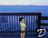 Pier background