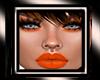 halloween makeup-joy