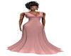 Pink Valentine gown