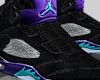 Black Grape 5s Blk/soc
