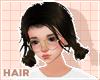 rita hair | dark brown