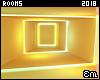 E| Glow Pose Room Yellow