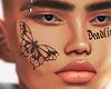 face tattos