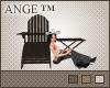 Ange™ Darkwood Chaise